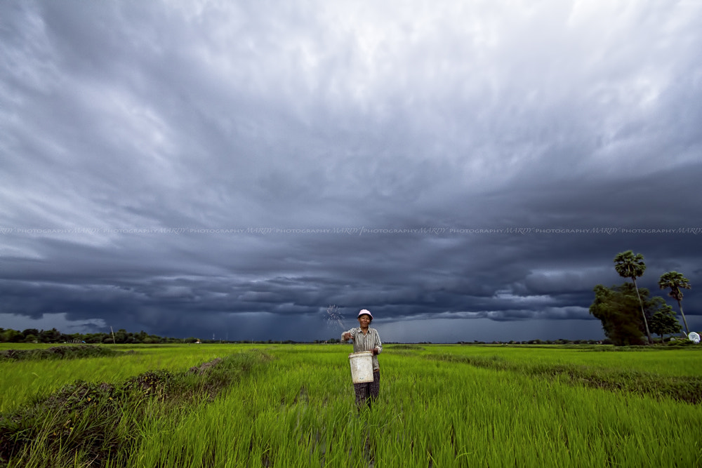 Photograph I am Awesome Farmer !  by Mardy Suong Photography on 500px