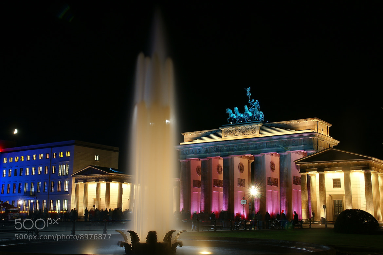 Photograph Brandenburger Tor by Branko Frelih on 500px