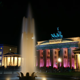 Brandenburger Tor by Branko Frelih (Branko_Frelih)) on 500px.com
