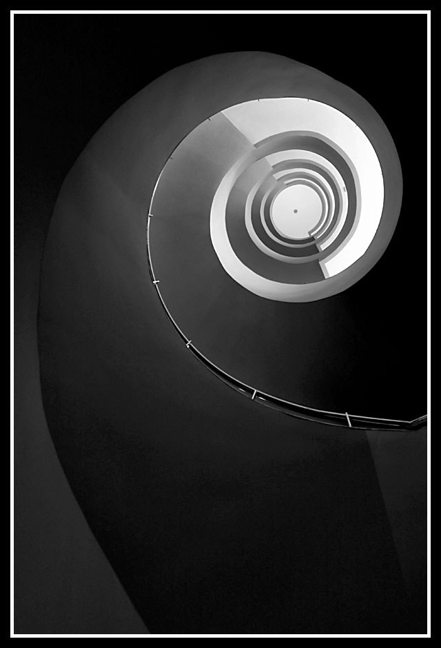 Photograph Nautilus by Minimal Abstract on 500px