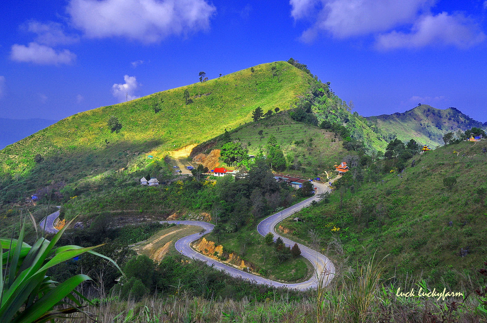 Photograph  puzzle road by Luck Luckyfarm on 500px