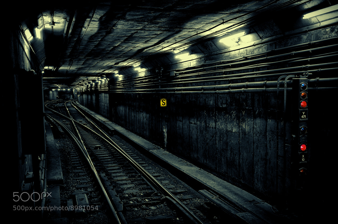 Photograph St. George subway station by Roland Shainidze on 500px