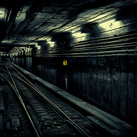 St. George subway station by Roland Shainidze (roliketto)) on 500px.com