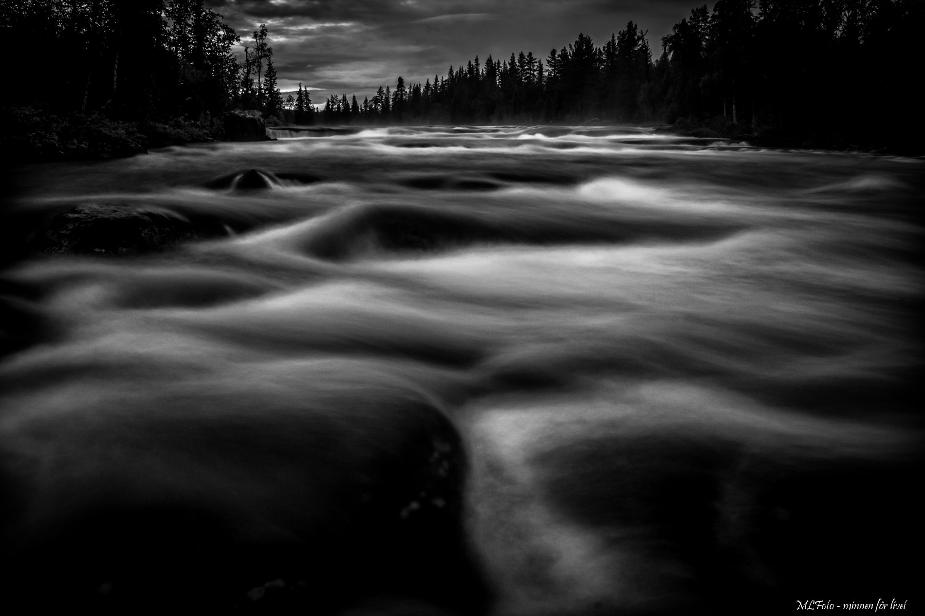 Photograph The River by Mikael Långström on 500px