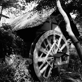 Waterwheel by ALIENIZER Photography (alienizer)) on 500px.com