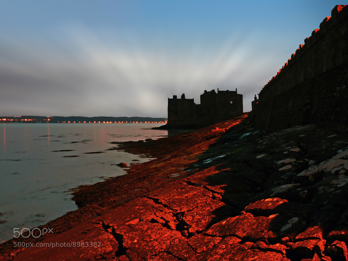 Photograph BLACKNESS CASTLE by KENNY BARKER on 500px