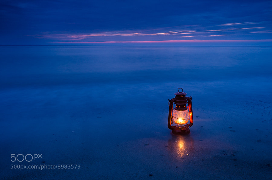 Photograph Blue Silence by Dietrich Bojko on 500px