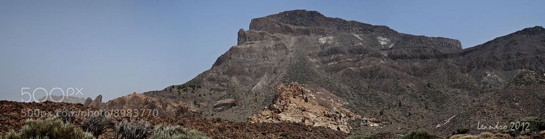 Photograph Guajara, Las Cañadas del Teide, Tenerife by Leandro Trujillo Casañas on 500px