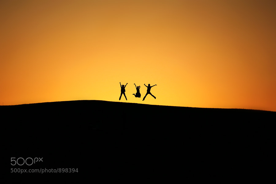 Photograph Jump by SunHo Ryu on 500px