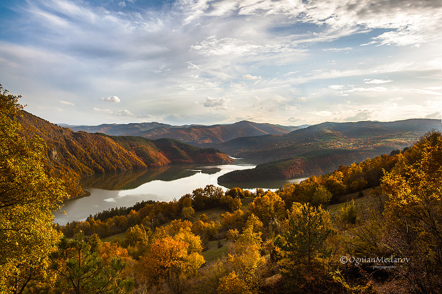 Autumn Landscape by Ognian Medarov on 500px.com