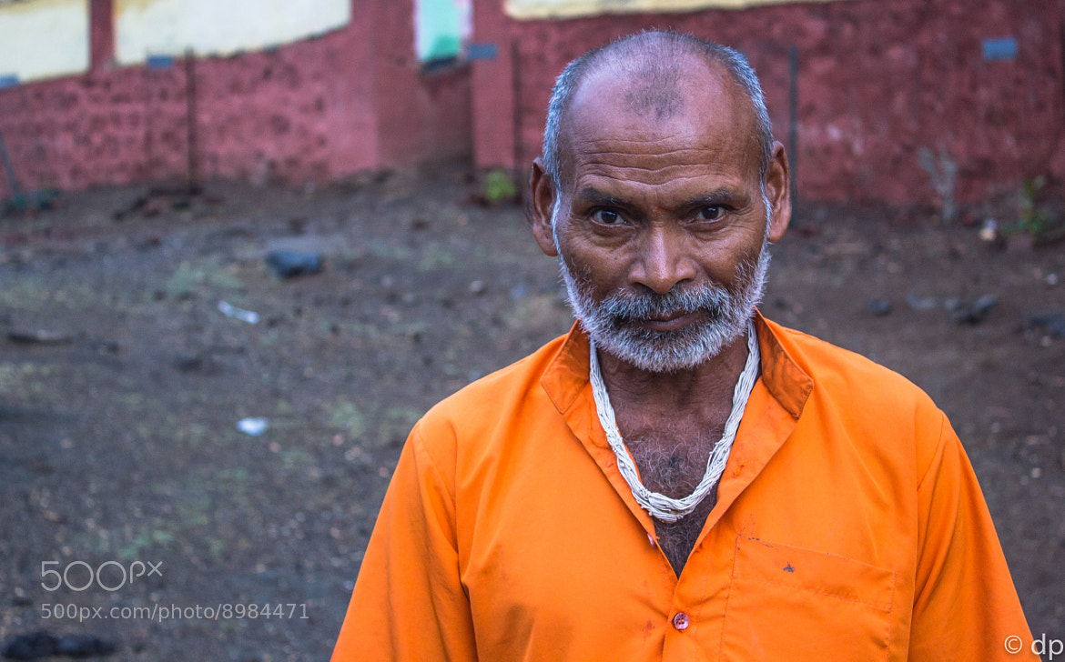 Photograph Priest in the Shiva temple by Deepak Pawar on 500px