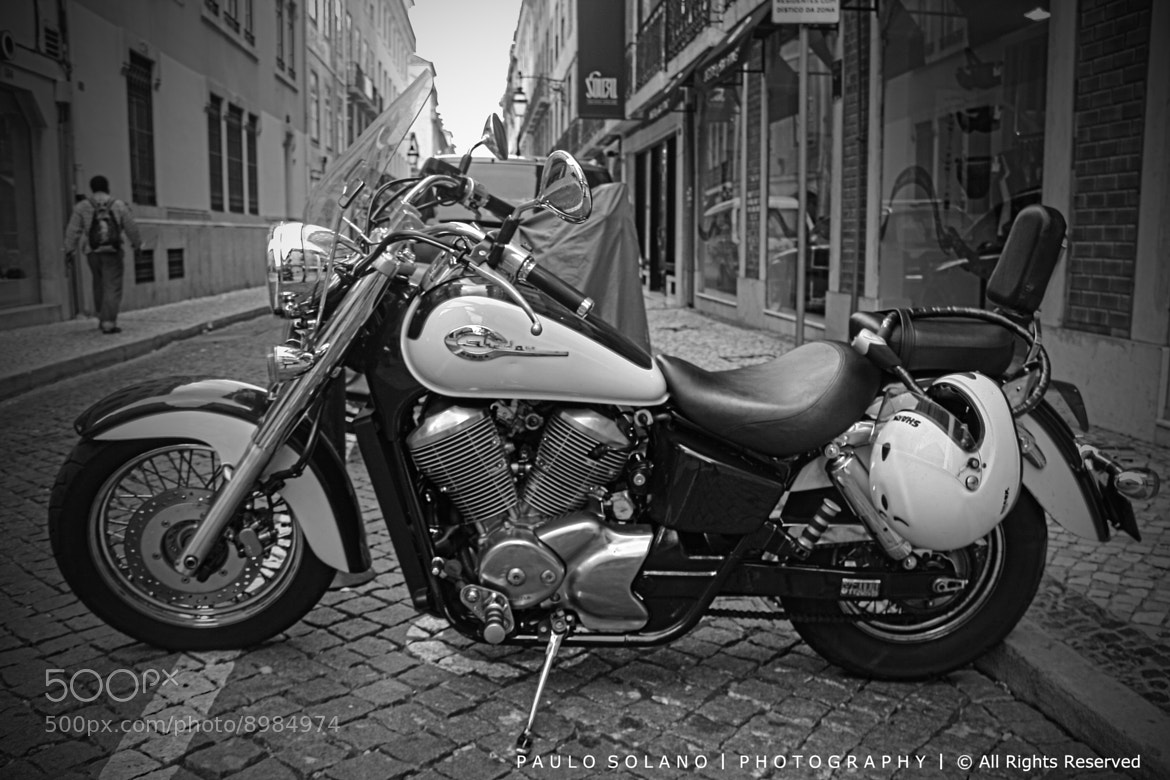 Photograph Harley Davidson by Paulo Solano on 500px