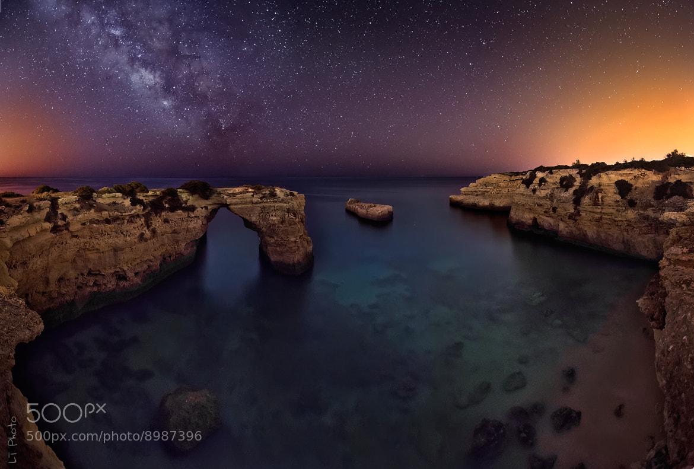 Photograph Praia de Albandeira by Javier de la Torre on 500px