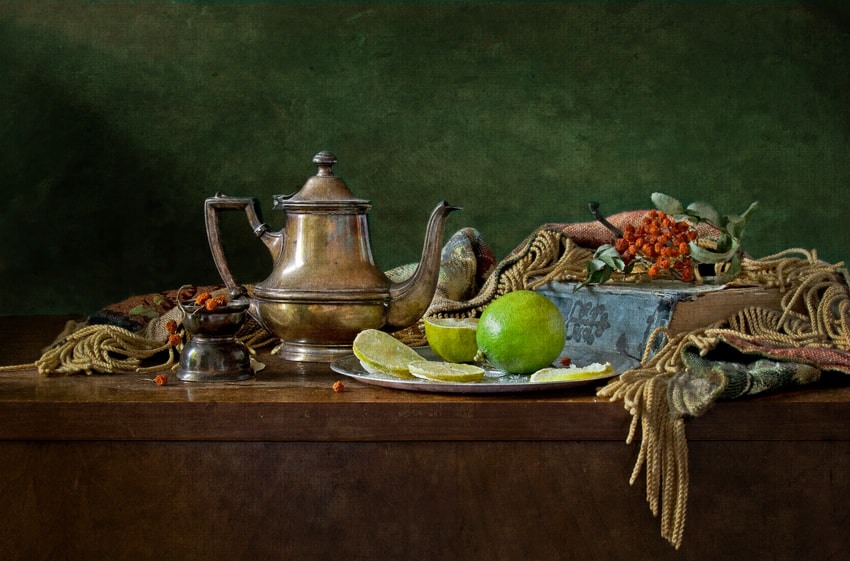 Photograph classic still life with lime by Yulia Pletinka on 500px