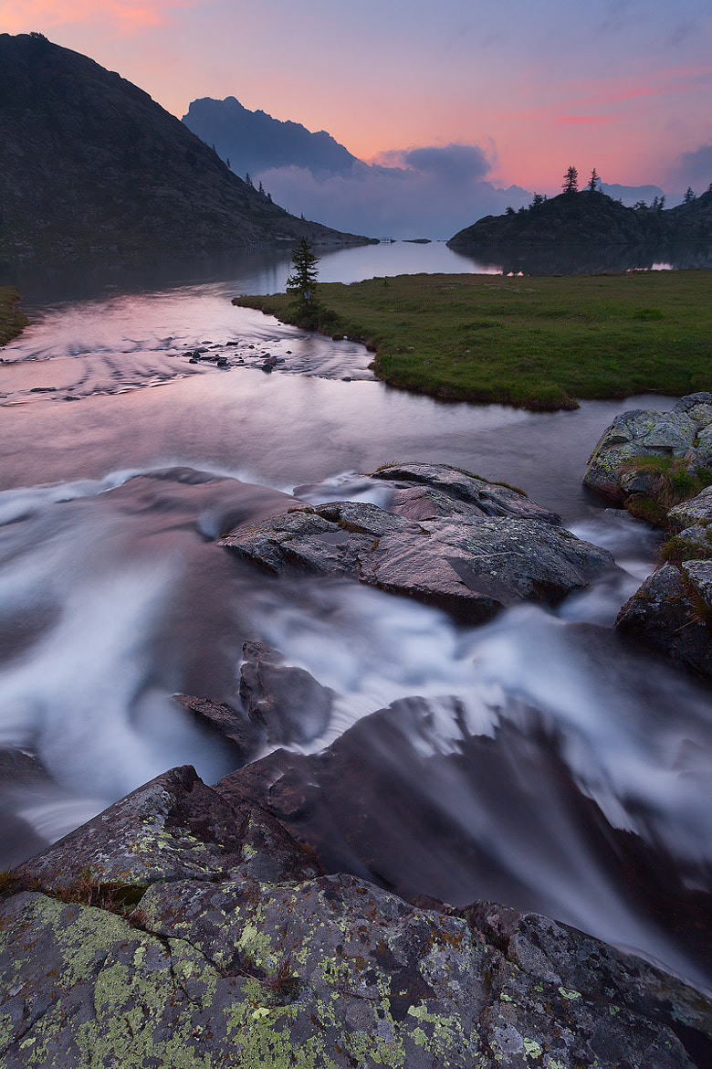 Photograph Twilight at Mont Avic Natural Park  by Francesco  Bogetti on 500px
