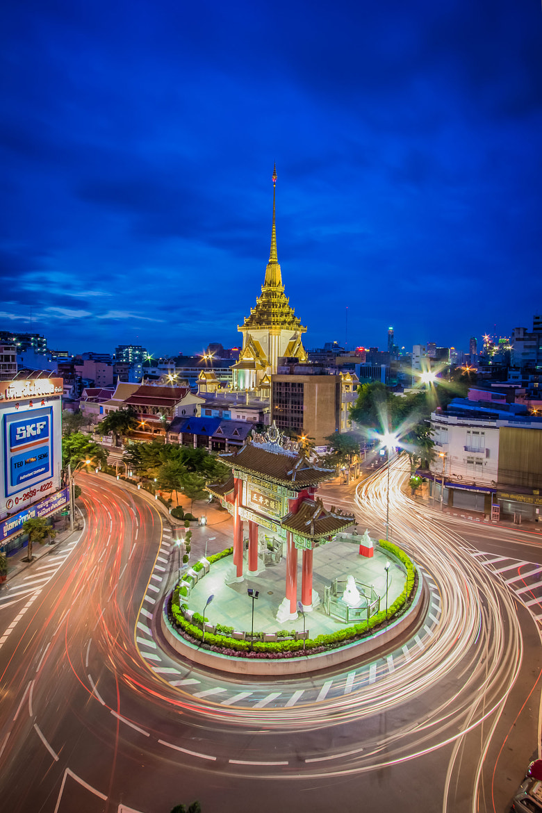 Photograph China Town in Thailand  by Thammarak Imwinyan on 500px