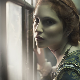 Dead lady by Rebeca  Saray (rebecasaray)) on 500px.com
