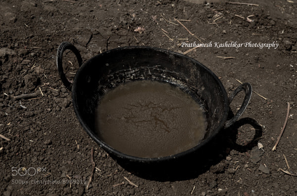 Photograph A cooking vessel by Prathamesh Kashelikar on 500px