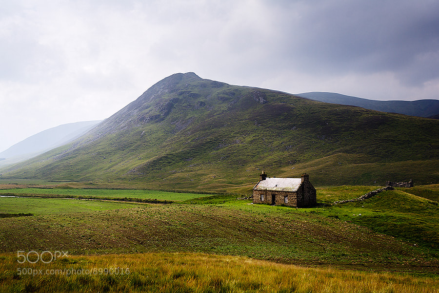 Photograph Scotland – Glen Shee by Fabrizio  Fenoglio on 500px