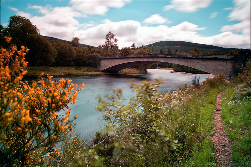 Photograph River Dee in Summer by Nick Bell on 500px