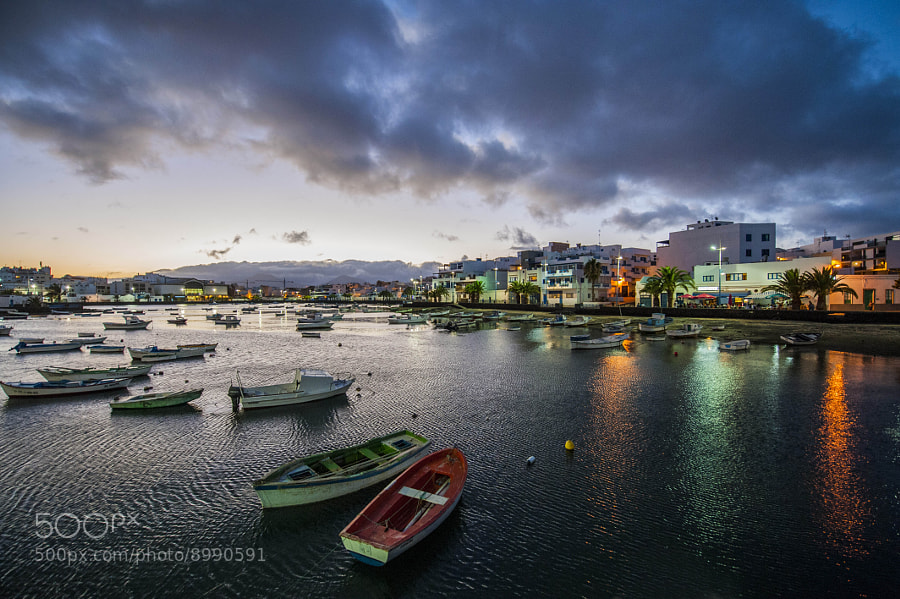 Photograph Lanzarote by Miguel Nieto Galisteo on 500px