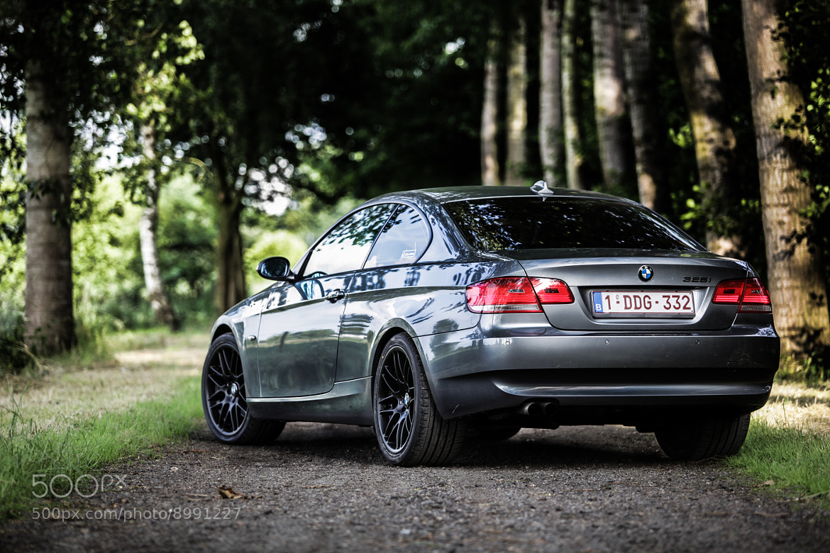 Photograph Bmw e92 325i by Lorenzo Hamers on 500px