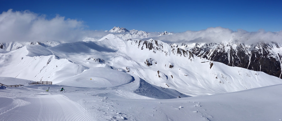 Photograph Panorama in Ischgl by dprogerwilco on 500px