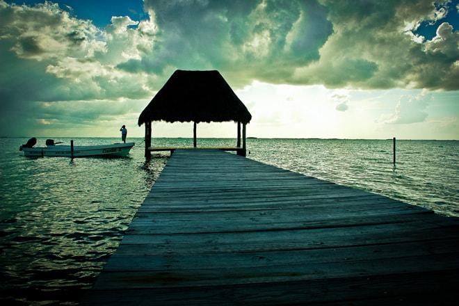 Sian ka'an, Quintana Roo.