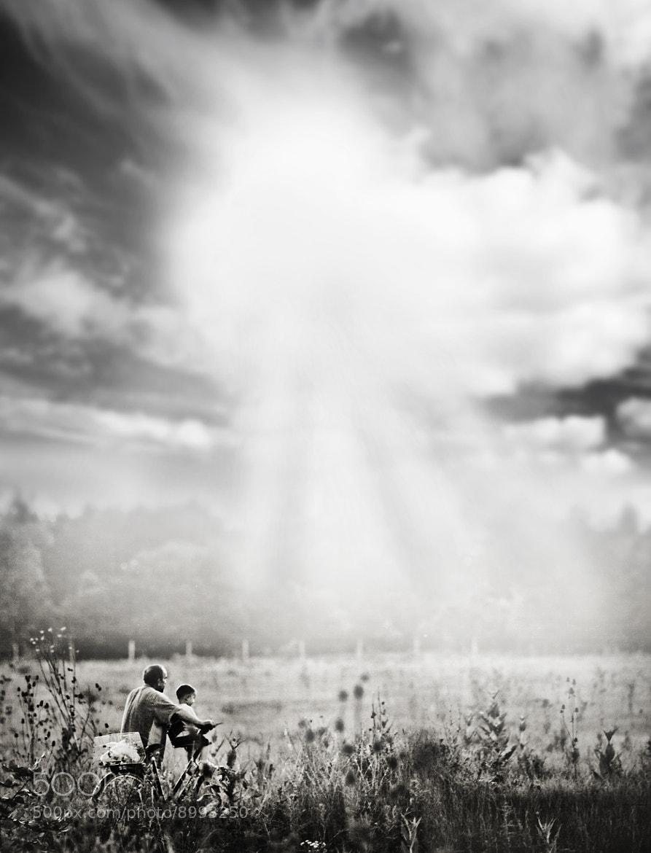 Photograph  the sky opened and camera snaped by Koki Jovanovic on 500px