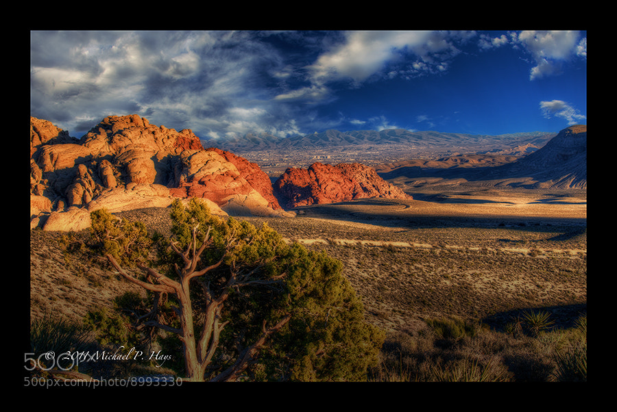 Photograph Red Rock by Michael Hays on 500px