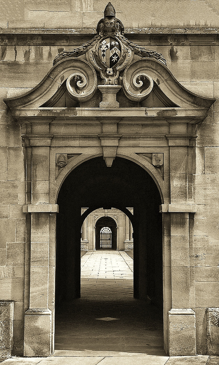 Photograph Oxford Gateways by Sarah Hughes on 500px
