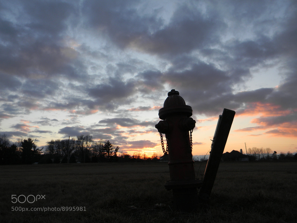 Photograph Sunset Hydrant  by Debra Scribner on 500px