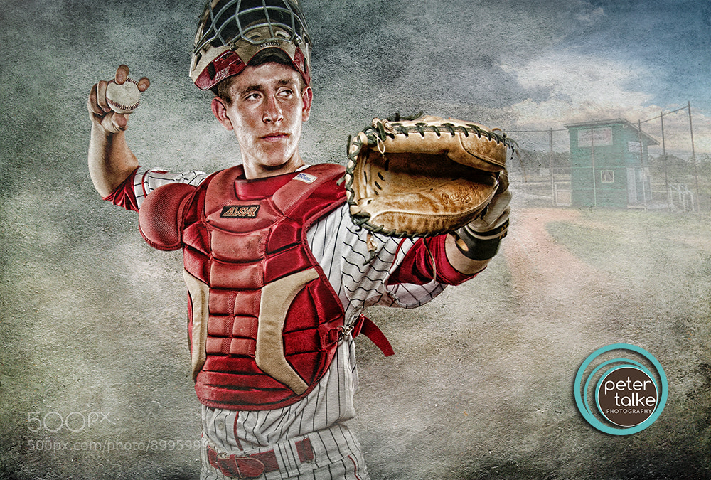 Photograph Baseball Composite by Peter Talke Photography on 500px