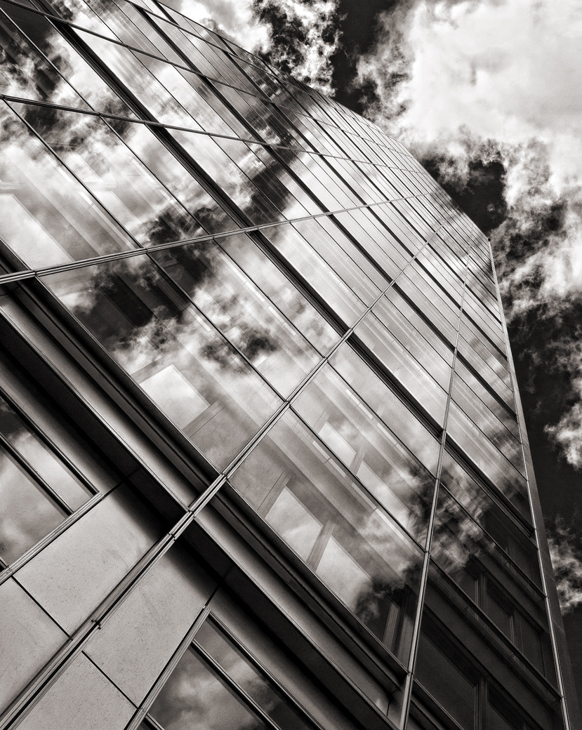 Photograph Skyscaper reflections by Craig poltock on 500px