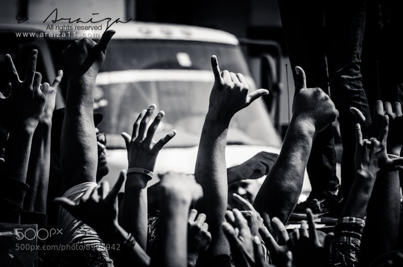 Photograph Passion by E. Araiza on 500px