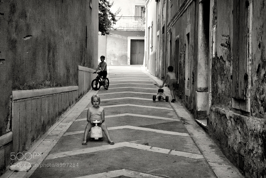 Photograph Childhood by Darko Eterovic on 500px