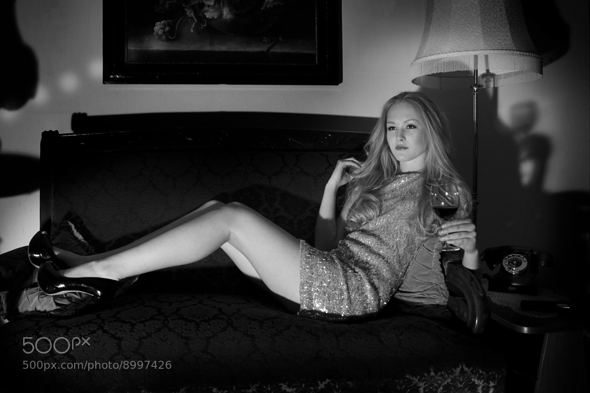 Photograph Film Noir by karolinerage on 500px