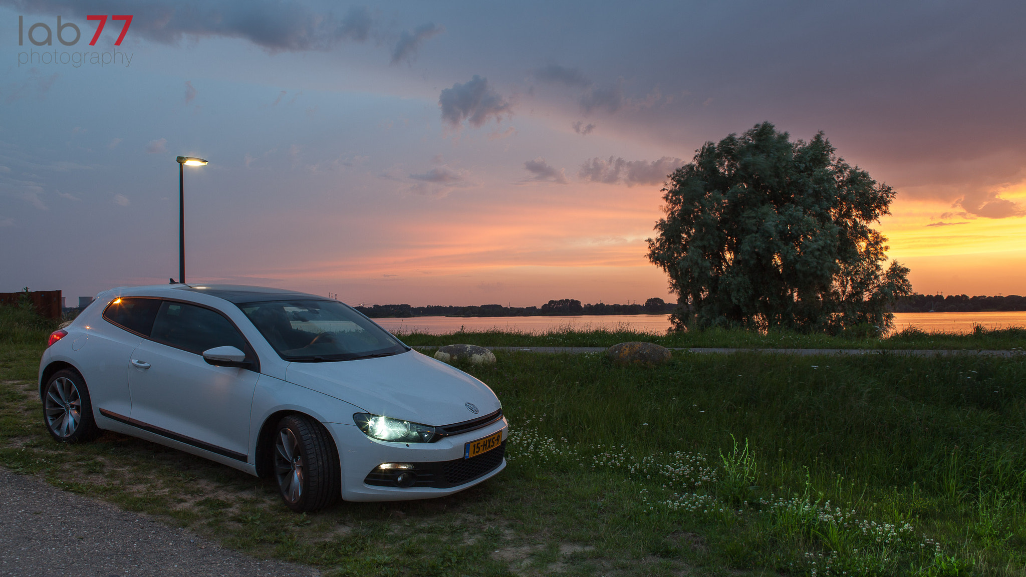 Photograph VW Scirocco 2.0 TFSI by Lars Bemelmans on 500px