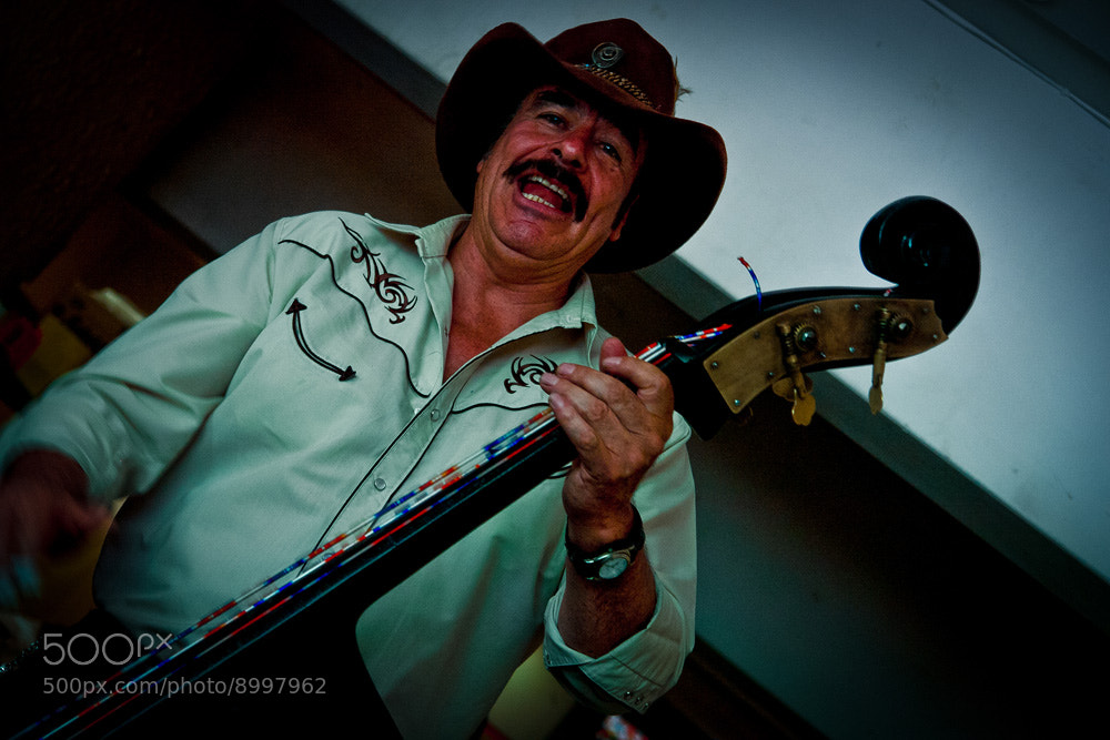 Photograph Músico norteño by Héctor Barrera Carrera on 500px