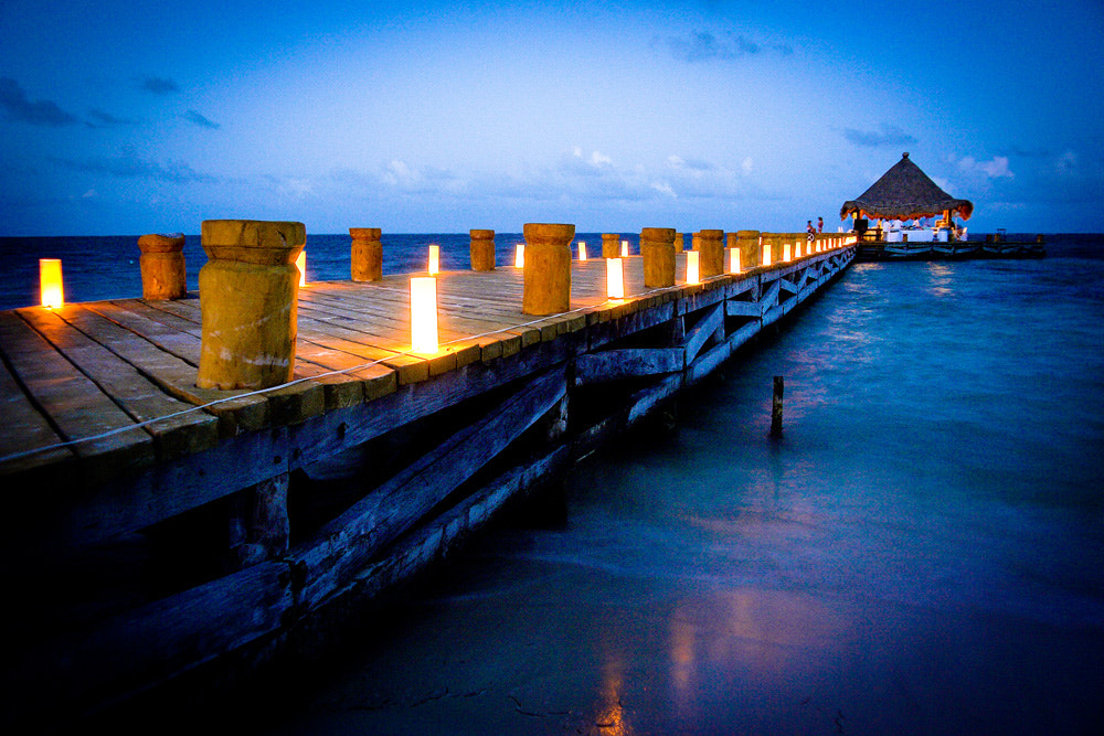 Photograph Puerto Morelos, Quintana Roo by Héctor Barrera Carrera on 500px