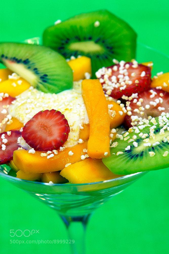 Photograph Ensalada de fruta by Héctor Barrera Carrera on 500px