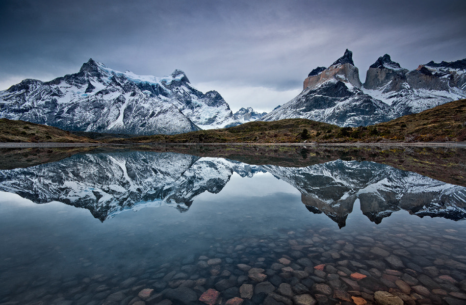Photograph Cuernos del Paine (Chile) by Carlos Solinis Camalich on 500px