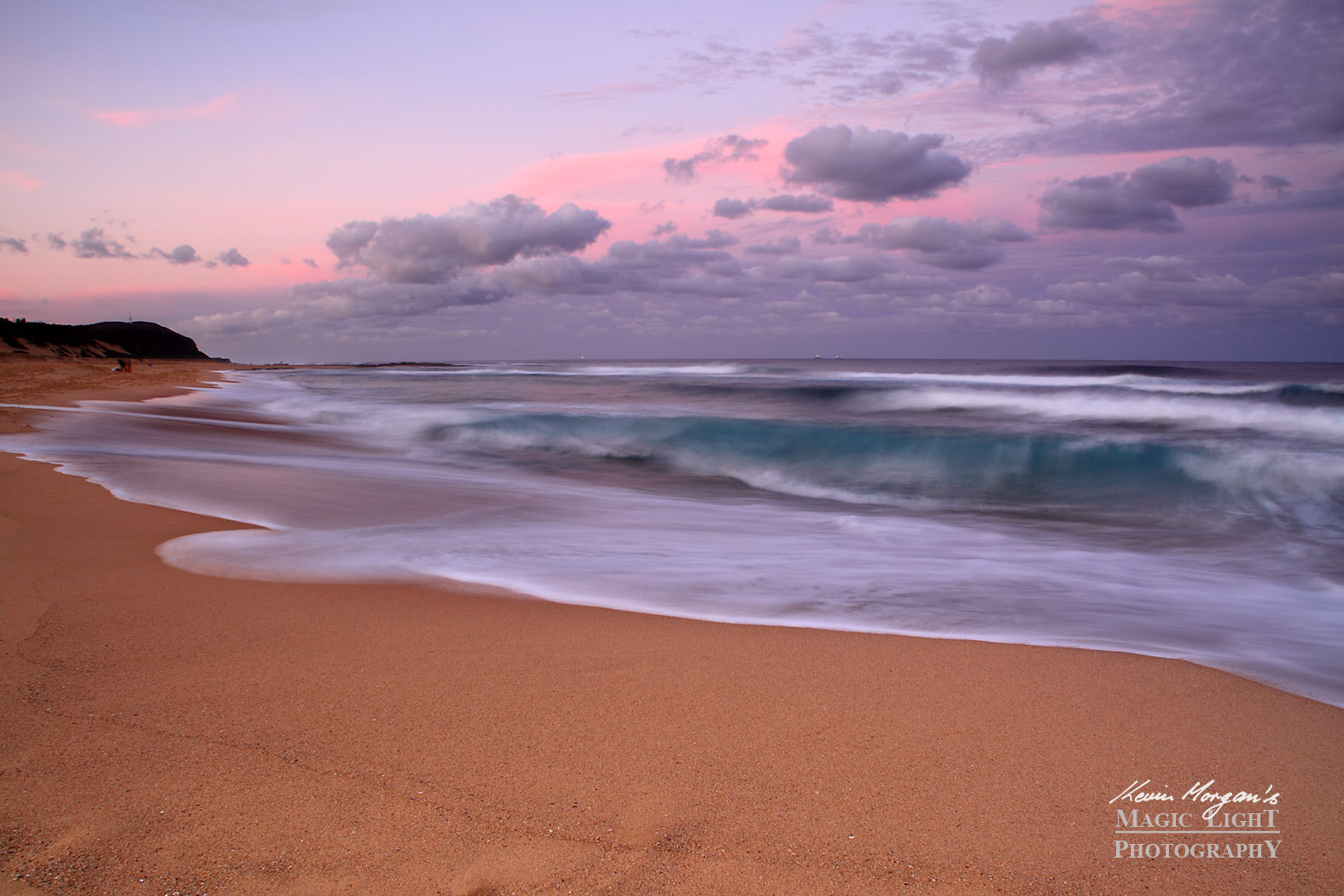 Photograph Wamberal Beach Twilight by Kevin Morgan on 500px