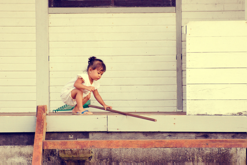 Photograph Working Hours by Kairul Abas on 500px