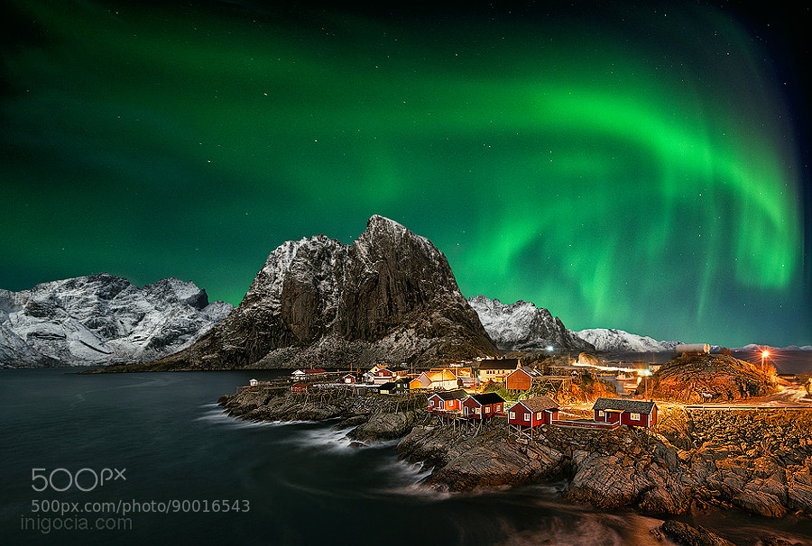 Photograph Hamnoy, Norway by inigo cia on 500px