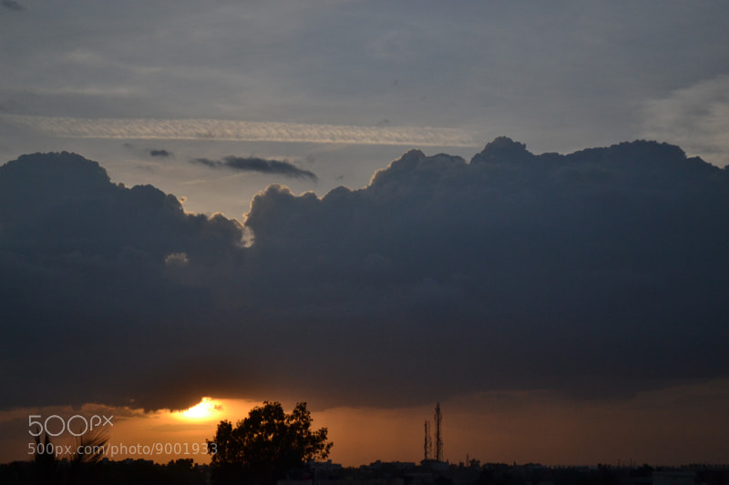 Photograph Sunset by Vino Kumar Ponnu Krishnan on 500px
