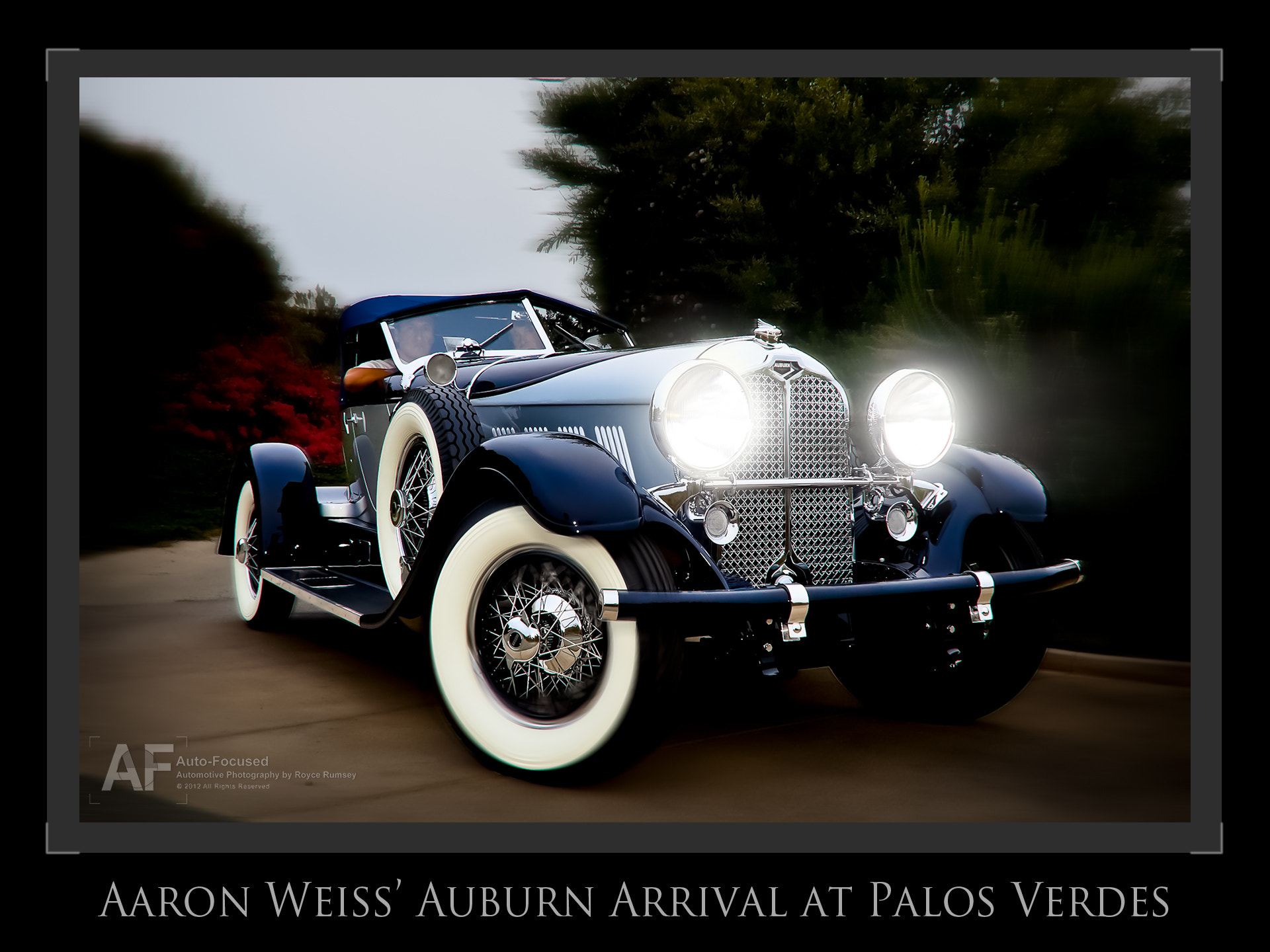 Photograph '29 Auburn 8-120 Boattail Speedster by Royce Rumsey on 500px