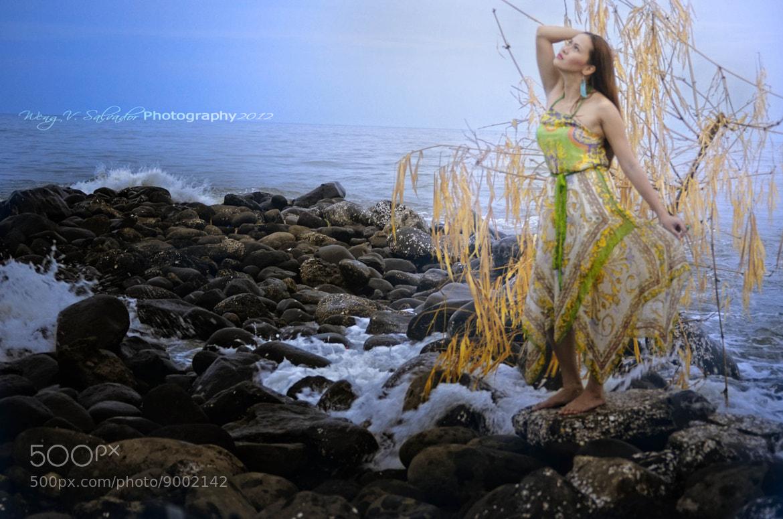 Photograph Shore  by Rowena V Salvador on 500px