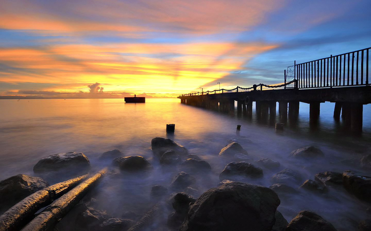 Photograph S u n r i s e by Dacel Andes on 500px