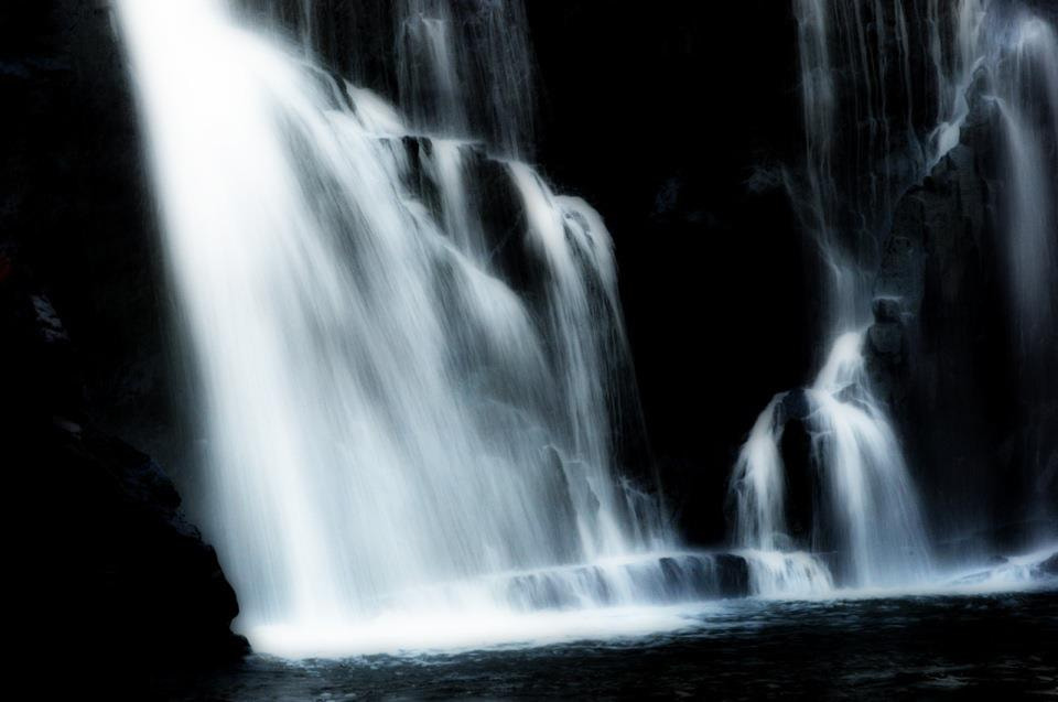 Photograph waterfalls by Mohan Krishna on 500px